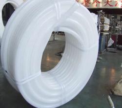 平安白塑料管